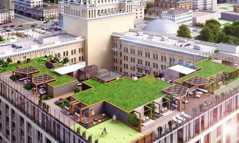 "ЖК ""Сады Пекина""- Penthouse, 177 кв.м, 13/13 этаж, 1 корпус, 5 спален - Фото 15"