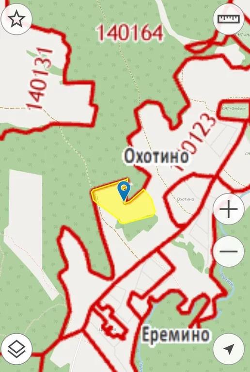 Продажа участка, Еремино, Сергиево-Посадский район - Фото 1