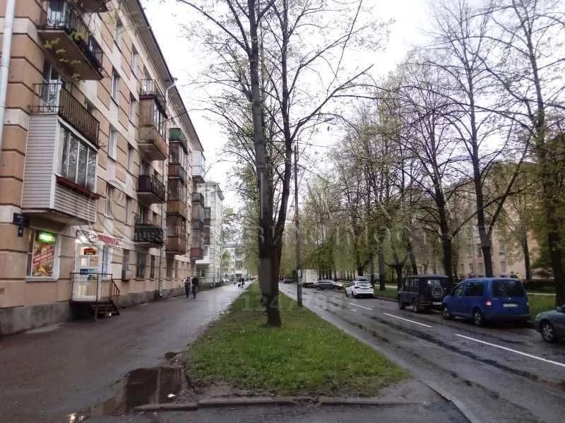 3-к кв. Санкт-Петербург Алтайская ул, 43 (57.0 м) - Фото 1