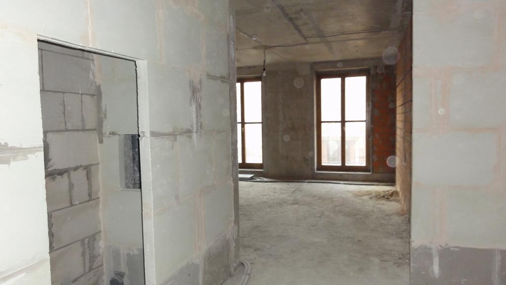 286кв.м, св. планировка, 9 этаж, 1секция - Фото 34