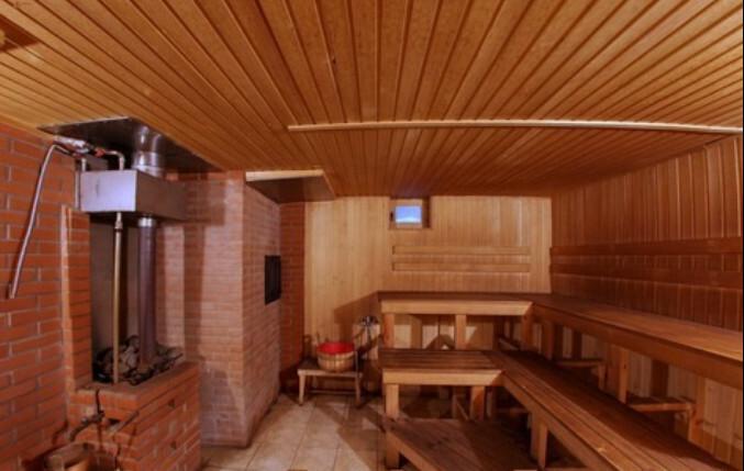 Шикарный коттедж с огромным бассейном, банкетным залом в Осиновой роще - Фото 7