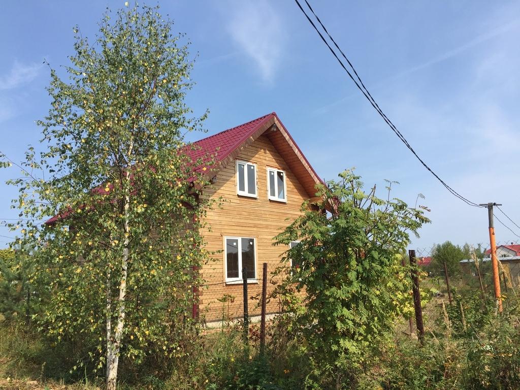 Продается дом 96м2/8с в СНТ Родничок около д. Леньково, г/о Ступино - Фото 2