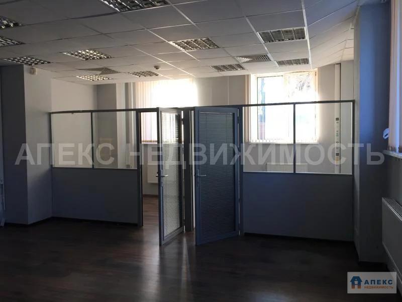 Аренда офиса 130 м2 м. Нагатинская в бизнес-центре класса В в Нагорный - Фото 5