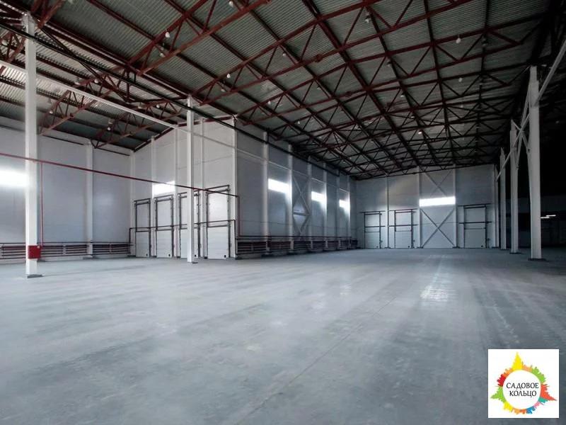 Под склад, площ.: выс. потолка: 6 м, отаплив, огорож. терр, охрана, - Фото 7