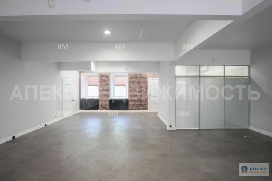 Аренда офиса 198 м2 м. Курская в бизнес-центре класса В в Басманный - Фото 0