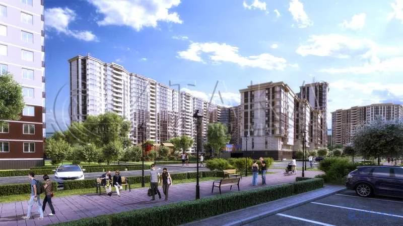 Продажа квартиры, Мурино, Всеволожский район, Воронцовский б-р. - Фото 3