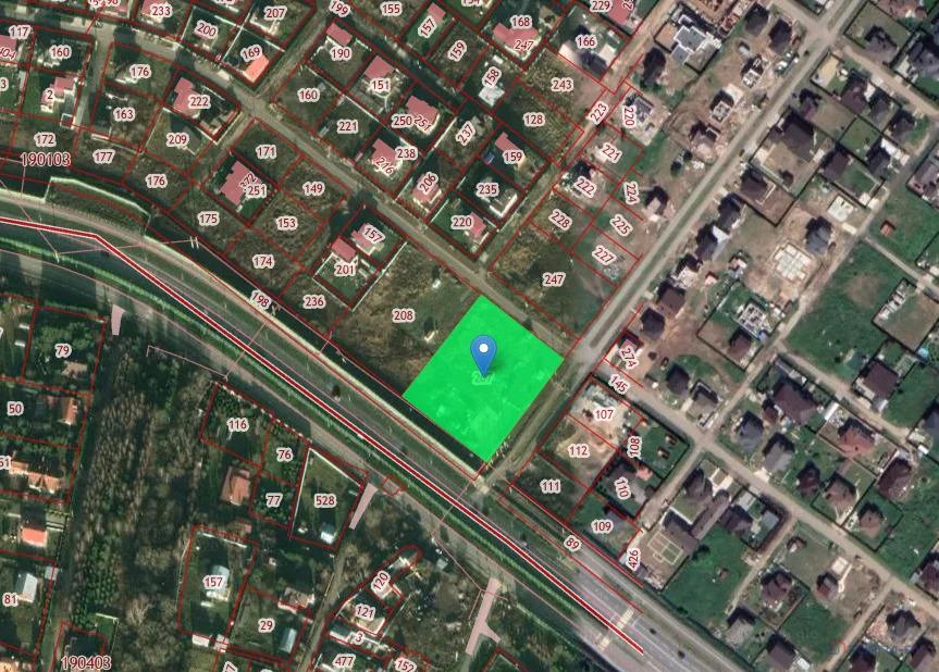Продажа участка, Рогозино, Первомайское с. п, Рогозининская улица - Фото 3
