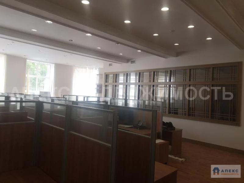 Аренда офиса 699 м2 м. Курская в административном здании в Басманный - Фото 6