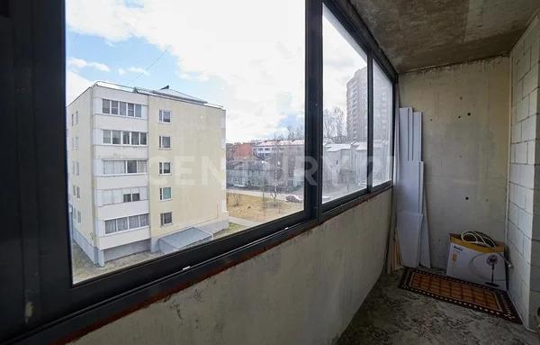 Продажа квартиры-студии на 3/10 этаже панельного дома на ул. Варлам. - Фото 6