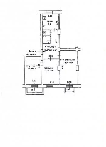 Продажа квартиры, м. Полежаевская, Хорошевское ш. - Фото 0