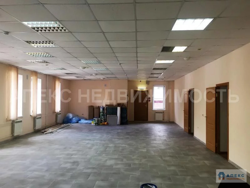 Аренда офиса 265 м2 м. Савеловская в бизнес-центре класса В в . - Фото 0