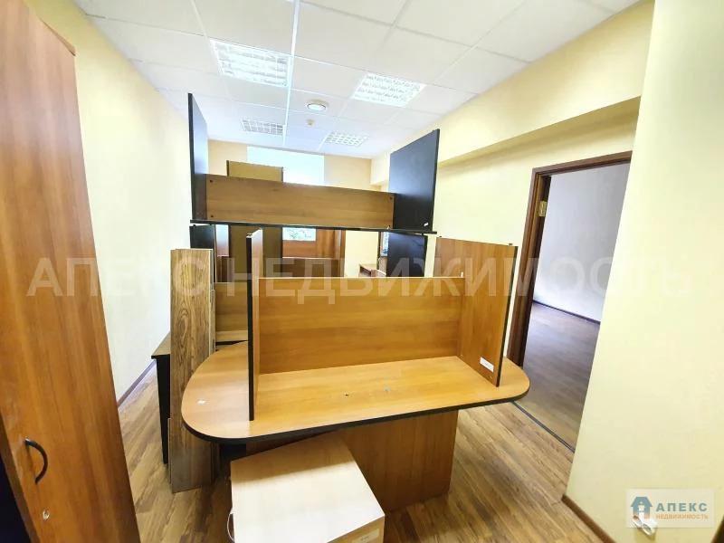 Аренда офиса 155 м2 м. Профсоюзная в бизнес-центре класса В в . - Фото 9