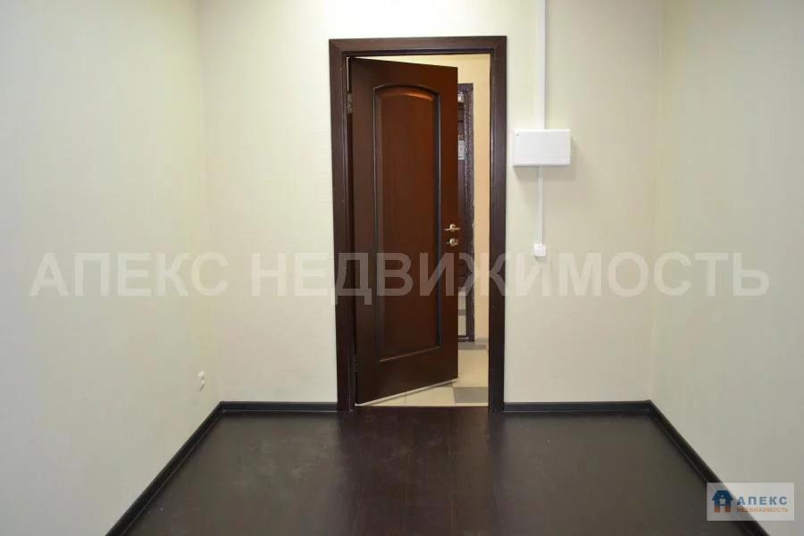 Аренда офиса 11 м2 м. Нагатинская в бизнес-центре класса В в Нагорный - Фото 2
