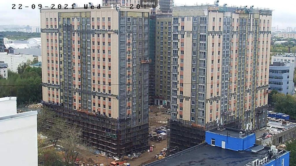 Продается 2-комн. квартира свободной планировки 60.7 м2 в новостройке - Фото 1