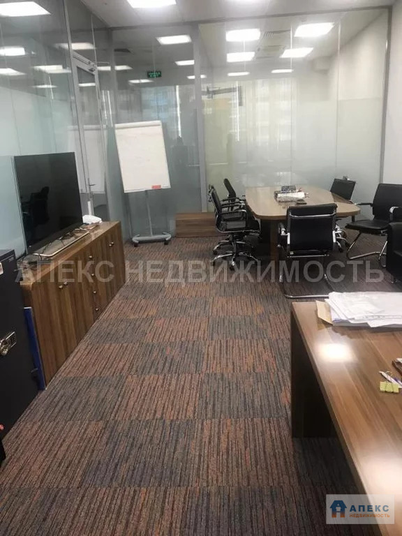 Аренда офиса 136 м2 м. Савеловская в бизнес-центре класса А в . - Фото 2