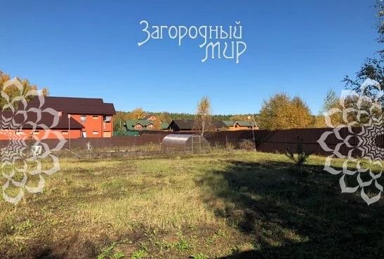 Продам участок, Новорязанское шоссе, 37 км от МКАД - Фото 3