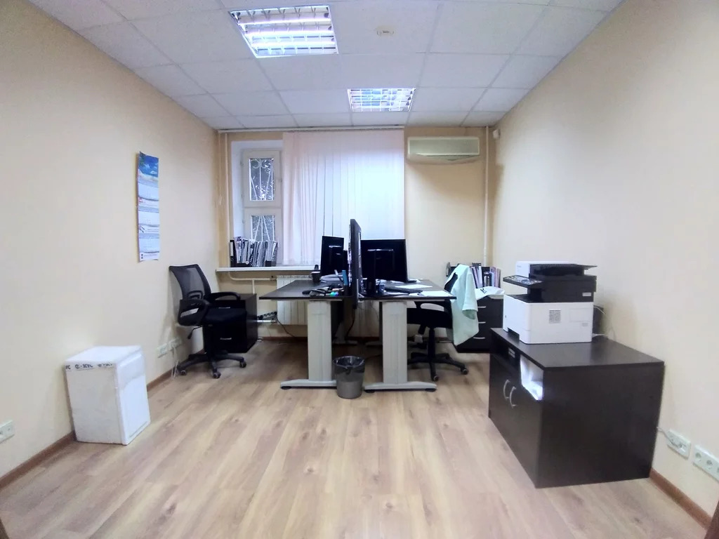 Офис 200кв.м. на Кантемировской. - Фото 7
