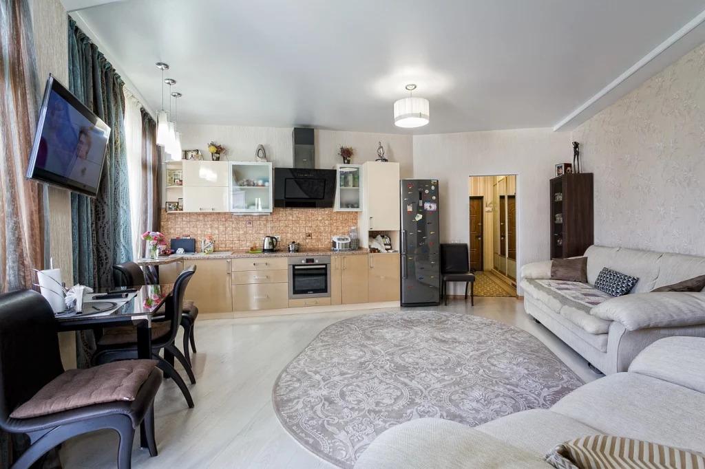 Красивая видовая квартира в новом ЖК в Ялте - Фото 13