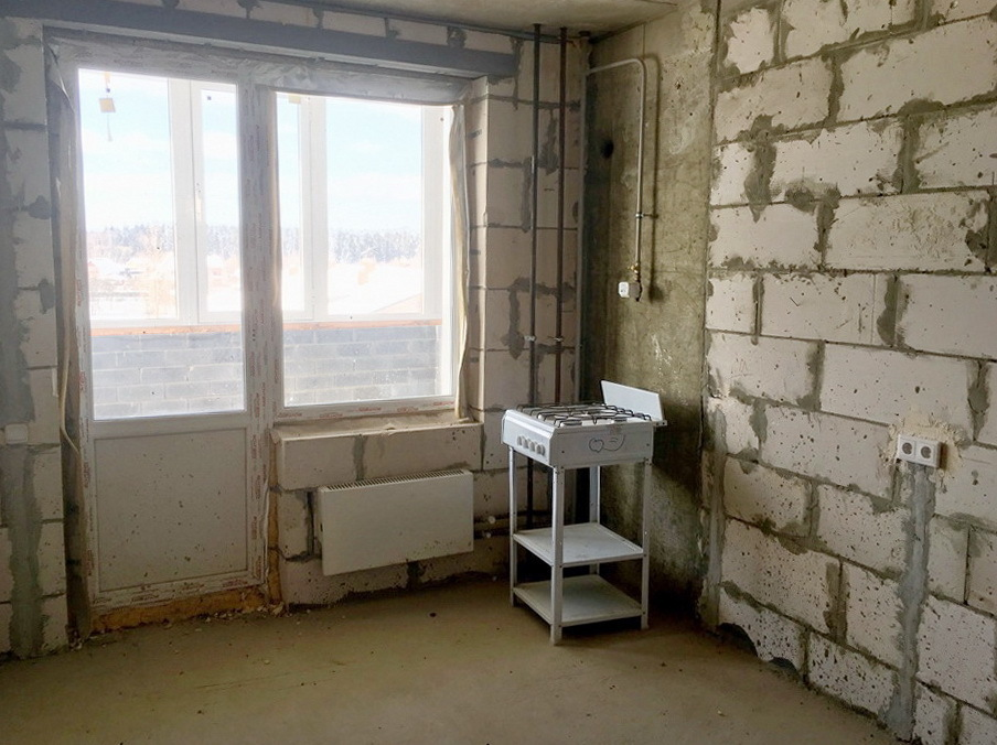 1 комнатная квартира 48,5 кв.м. в Рузском районе, новостройка - Фото 3