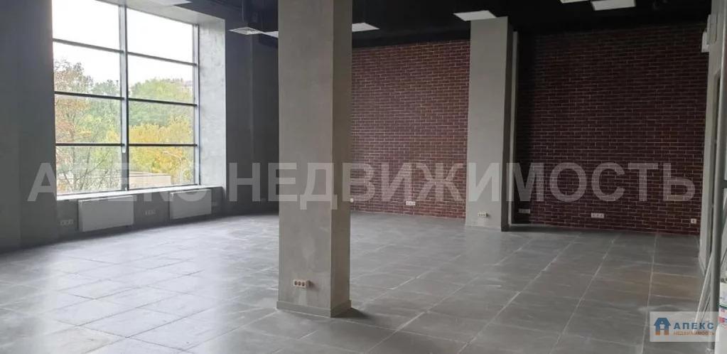 Аренда офиса 115 м2 м. Нагатинская в бизнес-центре класса В в Нагорный - Фото 4