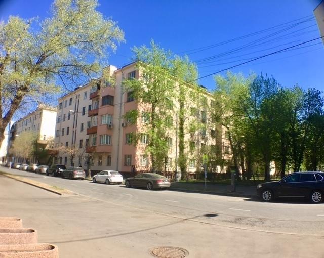 5-ая квартира в Хамовниках - Фото 1