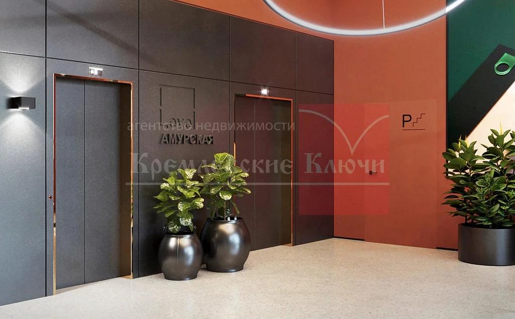 Продажа квартиры, м. Черкизовская, Ул. Амурская - Фото 4