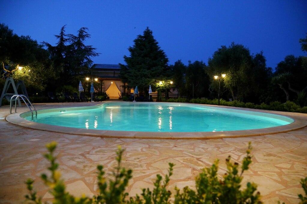Эксклюзивная вилла для отдыха в Алессано, Апулия, Италия - Фото 24
