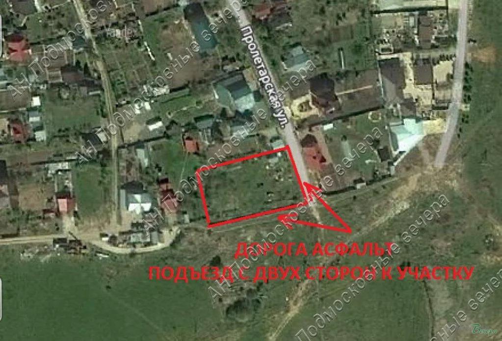 Каширское ш. 8 км от МКАД, Мисайлово, Участок 18.25 сот. - Фото 14