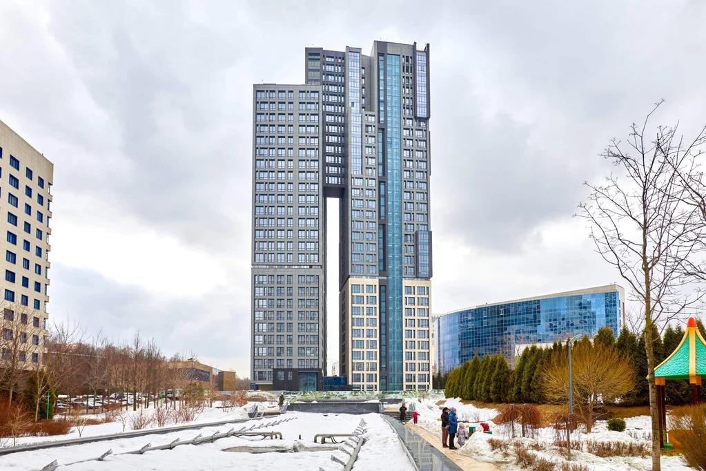 4-комн. квартира 123.98 кв.м. в новостройке - Фото 25