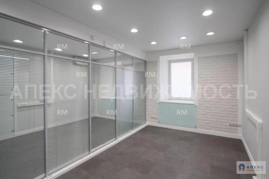 Аренда офиса 198 м2 м. Курская в бизнес-центре класса В в Басманный - Фото 7