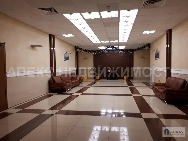 Аренда офиса 388 м2 м. Строгино в бизнес-центре класса А в Строгино - Фото 1