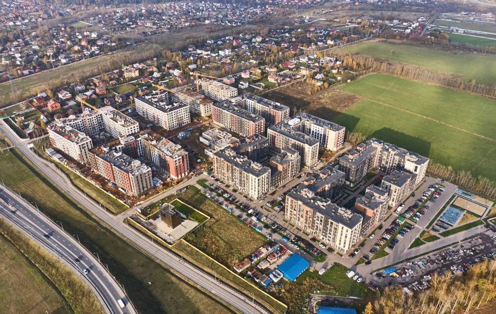 Продажа квартиры, м. Рассказовка, Марушкинское поселение - Фото 4