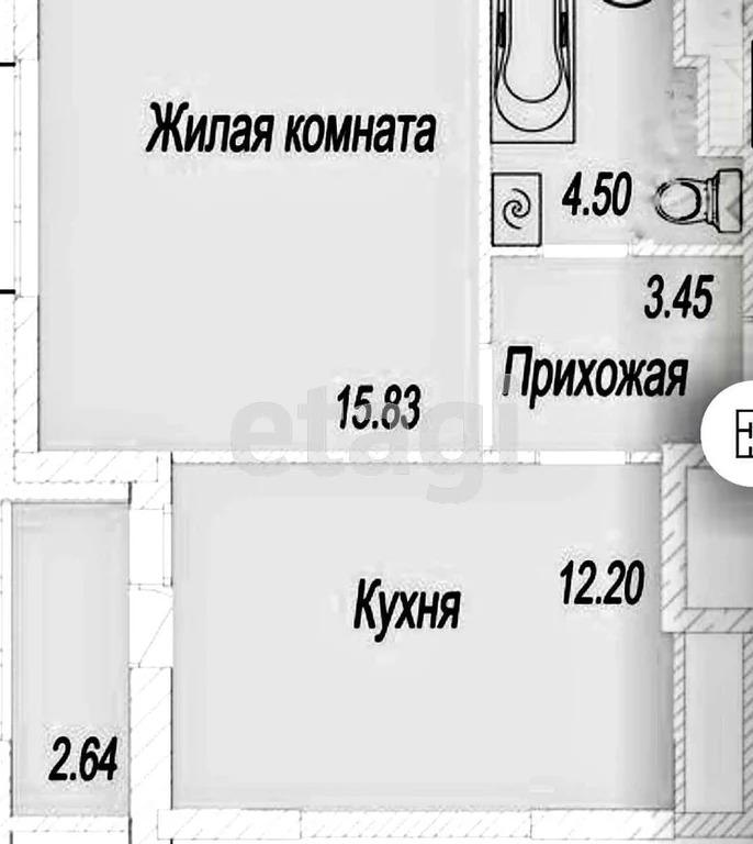 Продажа квартиры, Мытищи, Мытищинский район, Олимпийский пр-кт. - Фото 22