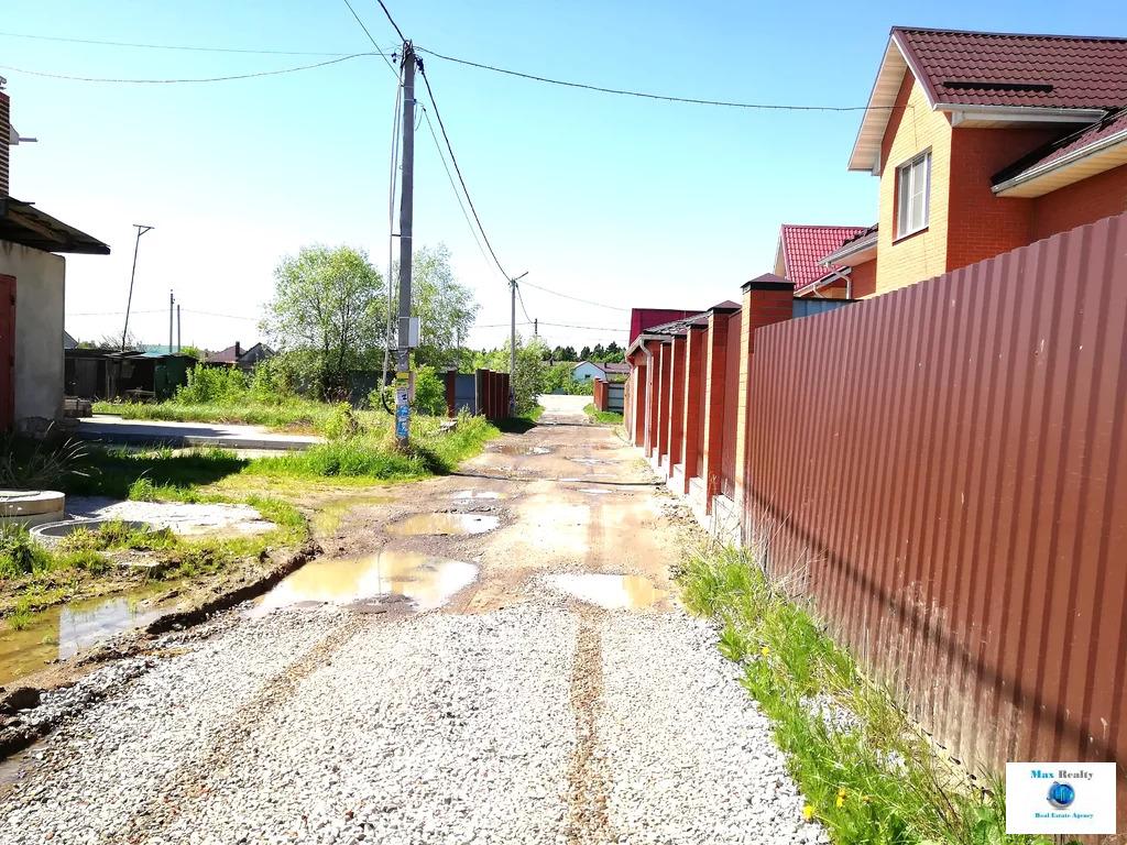 Продается участок. , Горки Ленинские пгт, СНТ Вятичи 354 - Фото 1