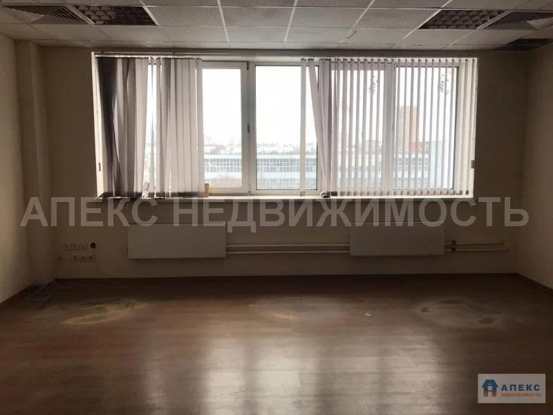 Аренда офиса 60 м2 м. Нагатинская в бизнес-центре класса В в Нагорный - Фото 0