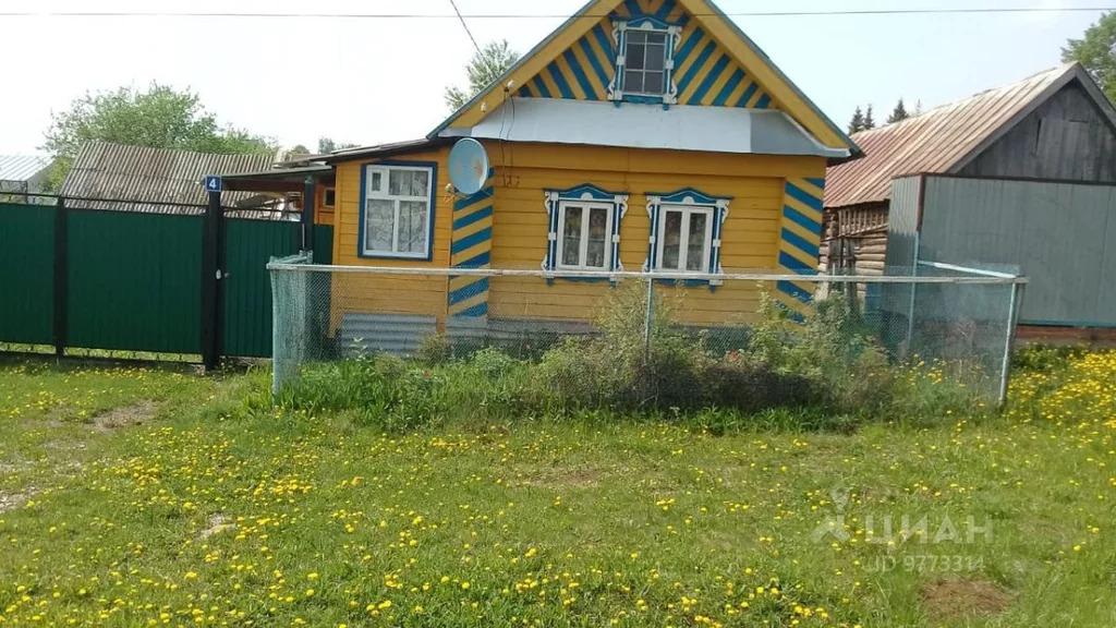 Дом в Татарстан, Арск ул. Ямашева, 4 (34.1 м) - Фото 0