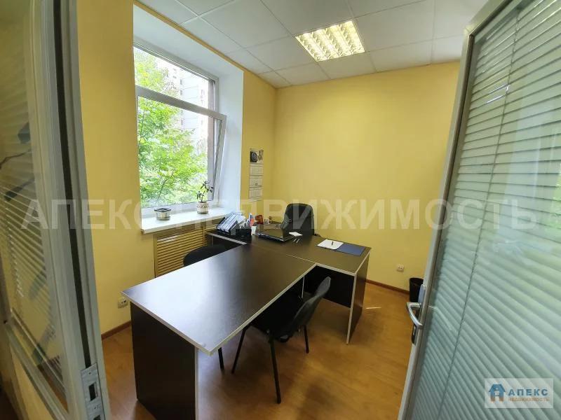 Аренда офиса 155 м2 м. Профсоюзная в бизнес-центре класса В в . - Фото 1