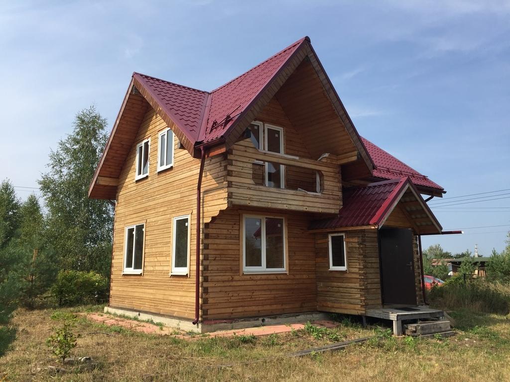Продается дом 96м2/8с в СНТ Родничок около д. Леньково, г/о Ступино - Фото 1