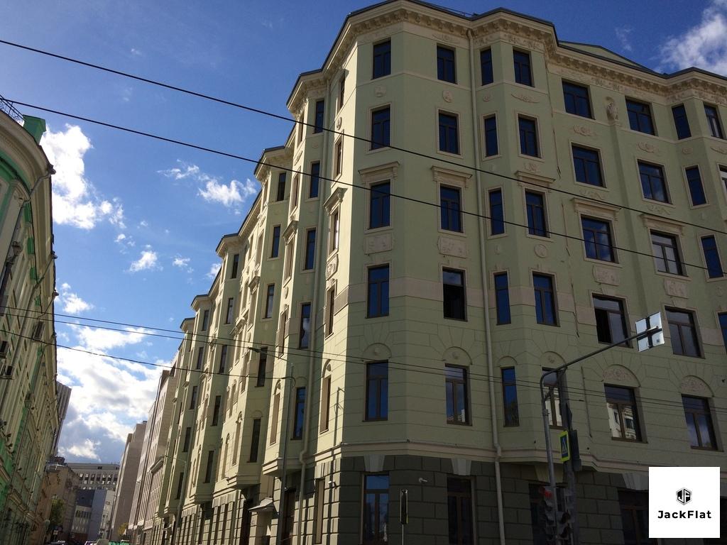 "ЖК ""Полянка,44"", особняк Камелия, 9-ти комнатная кв-ра-270кв.м, 6 этаж - Фото 9"