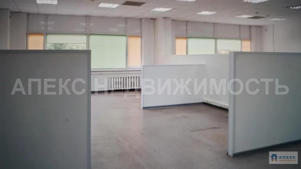 Аренда офиса 319 м2 м. Профсоюзная в бизнес-центре класса В в . - Фото 1