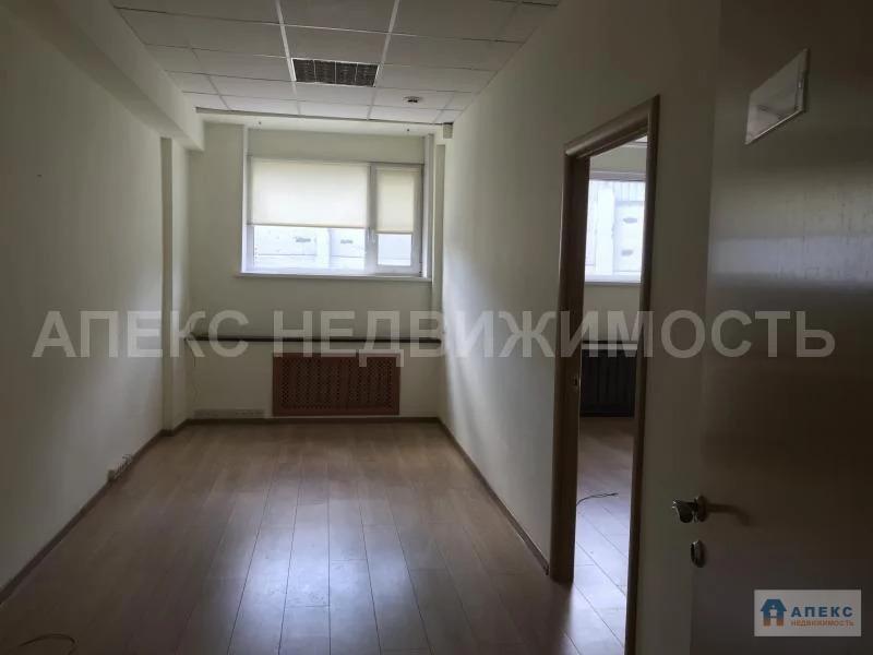 Аренда офиса 123 м2 м. Белорусская в бизнес-центре класса В в Тверской - Фото 3