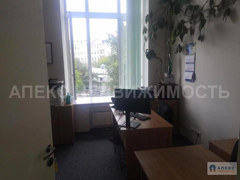 Аренда офиса 416 м2 м. Курская в административном здании в Басманный - Фото 5