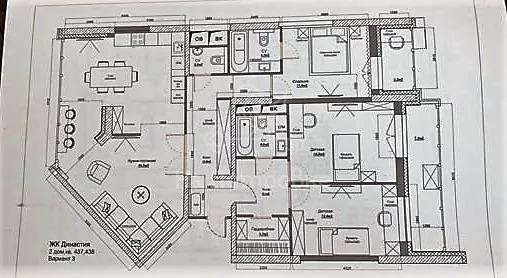 Продажа квартиры, м. Полежаевская, Хорошёвское шоссе - Фото 1