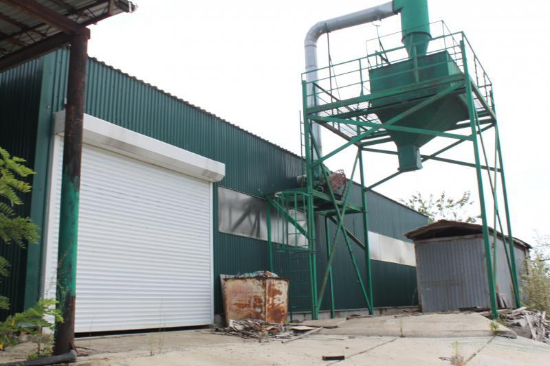 Производственная база с железнодорожным тупиком - Фото 0