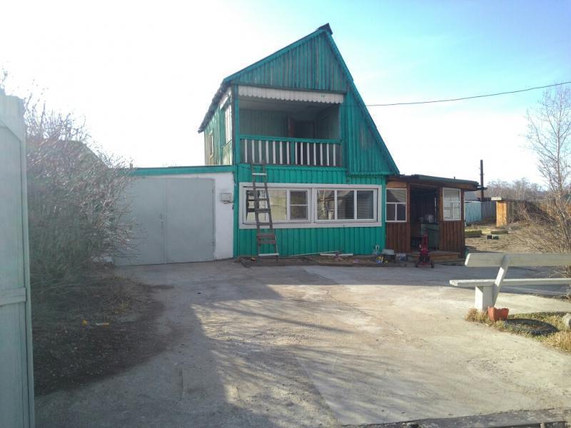 Продажа дома, Чита, ДНТ 123 Овсяное поле - Фото 1