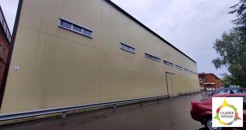 Производственно-складское отдельно стоящее здание на охраняемой террит - Фото 3