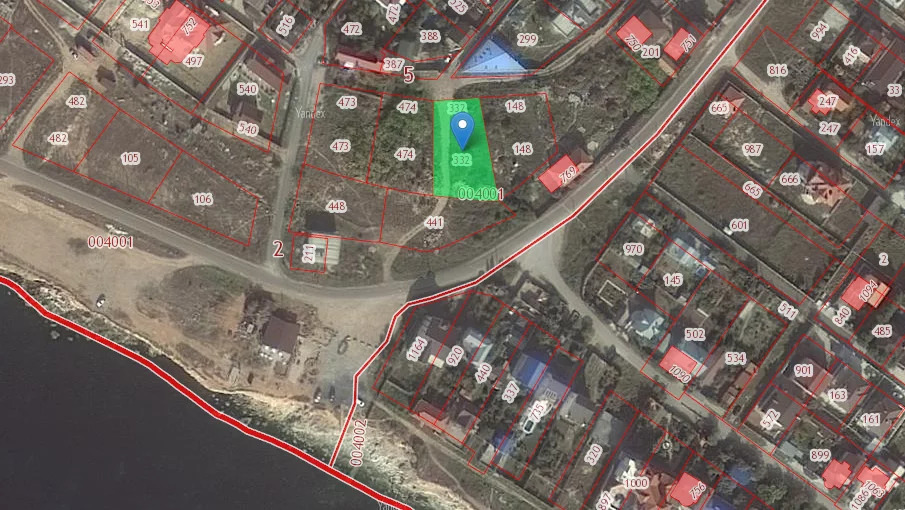Продажа участка, Севастополь, Ул. Авиаторов - Фото 12