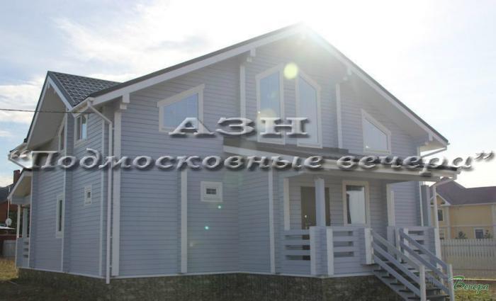 Киевское ш. 12 км от МКАД, Постниково, Коттедж 240 кв. м - Фото 1