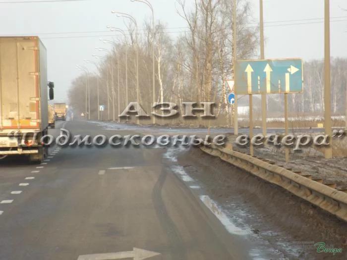 Горьковское ш. 42 км от МКАД, Ногинск, Участок 783 сот. - Фото 9