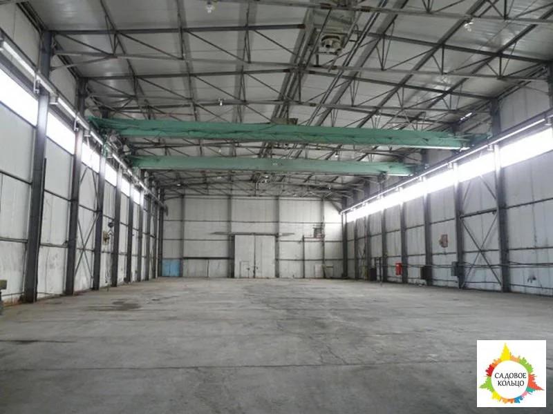 Под склад, площ.: выс. потолка: 6 м, отаплив, огорож. терр, охрана, - Фото 10